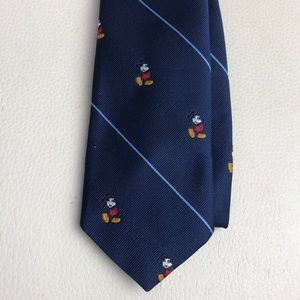 Disney Accessories - Disney Mickey Mouse Men's Necktie